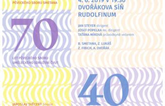 fb0692d6b3 Mimořádný koncert  Výroční koncert pražských sborů
